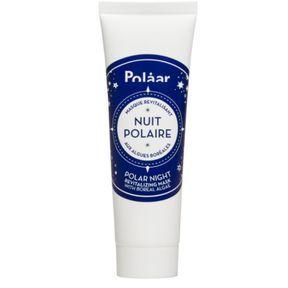 Masque revitalisant nuit polaire de Polaar
