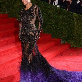 Beyonce en Givenchy