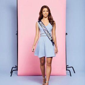 Miss France 2019 : Amandine Chabrier, Miss Nouvelle-Calédonie