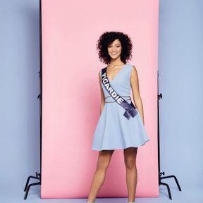 Miss France 2019 : Assia Kerim, Miss Picardie