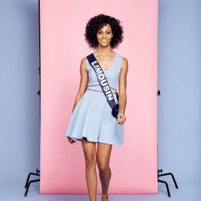 Miss France 2019 : Aude Destour, Miss Limousin