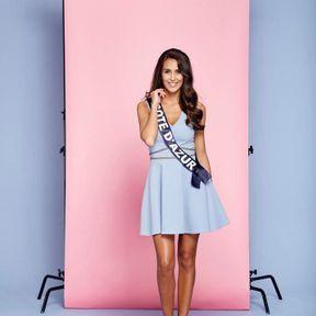 Miss France 2019 : Caroline Perengo, Miss Côte d'Azur