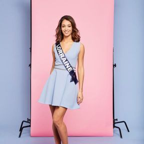 Miss France 2019 : Emma Virtz, Miss Lorraine