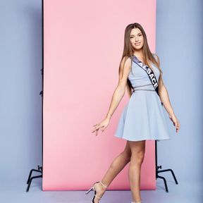 Miss France 2019 : Léa Reboul, Miss Alsace