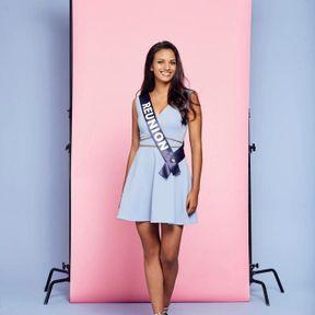 Miss France 2019 : Morgane Soucramanien, Miss Réunion