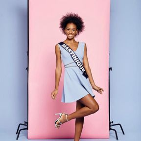 Miss France 2019 : Olivia Luscap, Miss Martinique