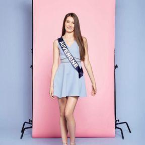 Miss France 2019 : Romane Eichstadt, Miss Auvergne