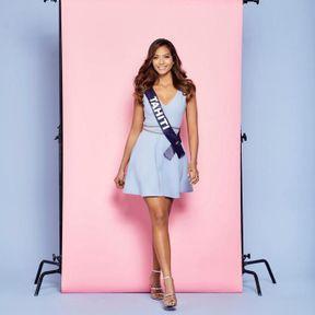 Miss France 2019 : Vaimalama Chaves, Miss Tahiti
