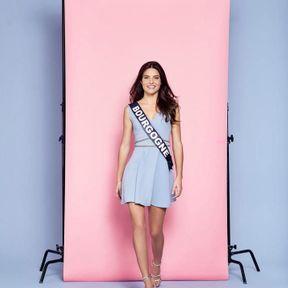 Miss France 219 : Coline Touret, Miss Bourgogne