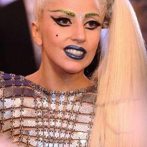 Lady Gaga : Meilleur make-up déjanté