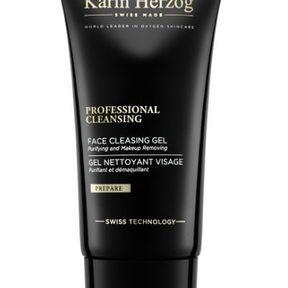 Le nettoyant visage de Karin Herzog