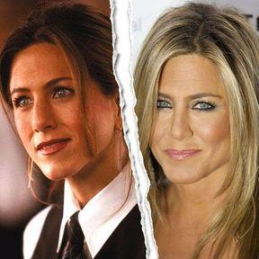 Le nez refait de Jennifer Aniston