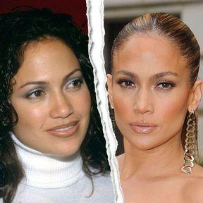 Le nez refait de Jennifer Lopez