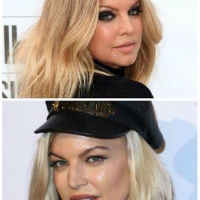 Le nez refait de Fergie