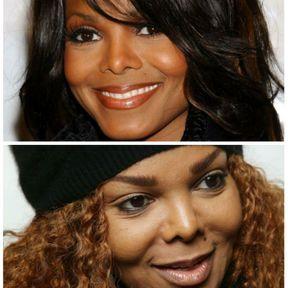 Le nez refait de Janet Jackson