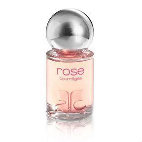 Rose, courrèges