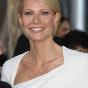 Gwyneth Paltrow, un look mitigé (2012)