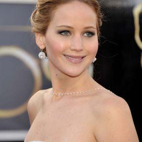 Jennifer Lawrence, renversante (2013)