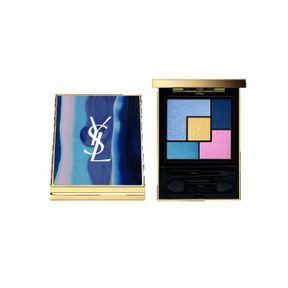 La palette de fard à paupières d'Yves Saint Laurent