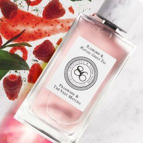 Eau de parfum 86 Champs de L'Occitane en Provence et Pierre Hermé