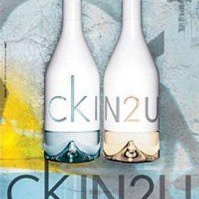 Duo CK in2U-Calvin Klein