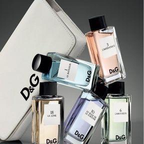 Dolce & Gabbana : l'eau de voyage