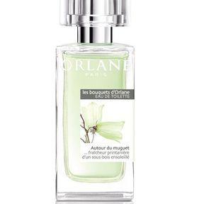 Orlane : l'eau florale