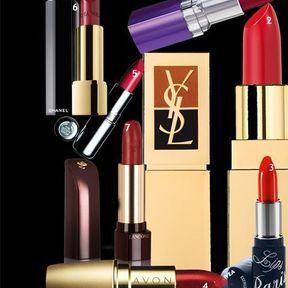 """Notre shopping rouge à lèvres """"rouge passion"""""""