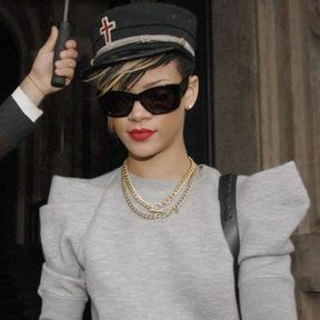Rihanna: seconde peau