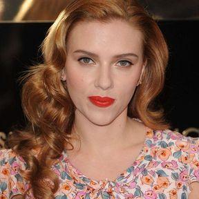 Scarlett Johansson: vermeil