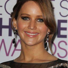 Jennifer Lawrence, la glamour