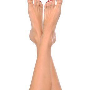 Mes pieds changent