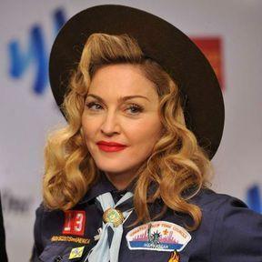 Les fourchettes de Madonna