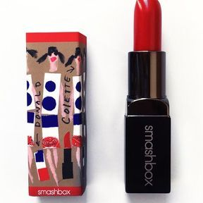 Donald Robertson x Smashbox, la collab' make-up du moment