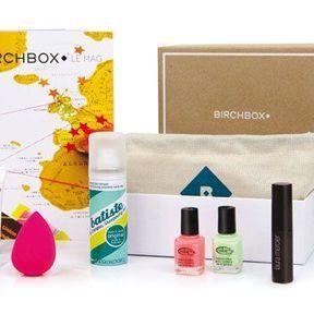 Birchbox, la nouvelle JolieBox