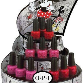 On régresse avec la collection Vintage Minnie Mouse d'O.P.I