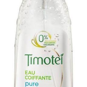 Timotei Pure, l'eau coiffante qui décoiffe