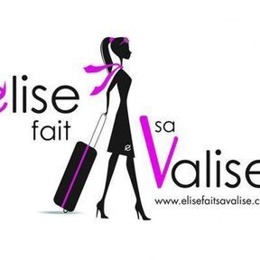 Elise fait sa valise.com