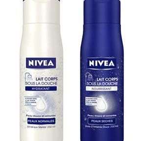Nivea dévoile notre allié peau douce