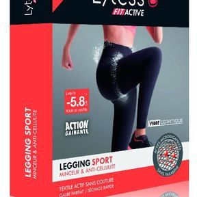 Lytess FIT ACTIVE, l'activateur de minceur