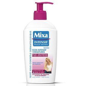 Mixa, le soin anti-vergertures qui assure