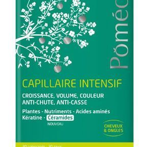 Poméol Capillaire intensif de Clemascience