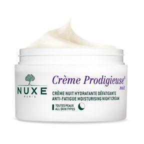 Crème prodigieuse nuit de Nuxe