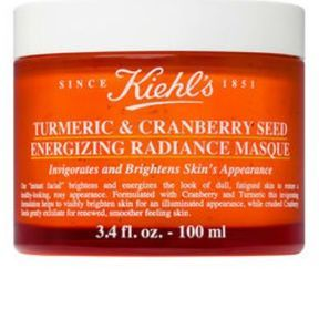 Kiehl's : Masque revitalisant, Turmeric & Cranberry Seed Energizing Radiance