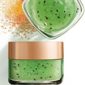 L'Oréal Paris : Sucres de Soin Gommage Purifiant, 3 sucres et kiwi