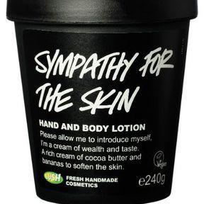 Lush : Crème pour le corps - Sympathy For The Skin