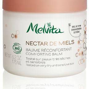 Melvita : Baume corps au miel bio - Nectar de miels