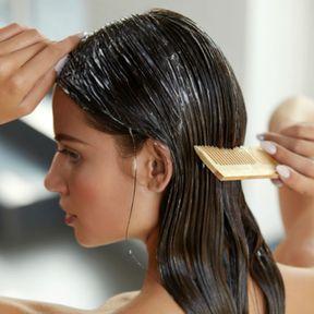 Un après-shampoing