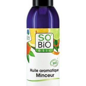 Huile aromatique Minceur, So'Bio