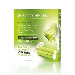 Algosilhouette de Algotherm